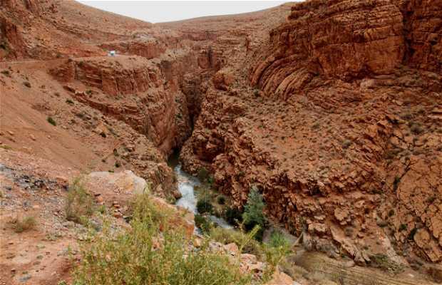 Haute vallée du Dadès