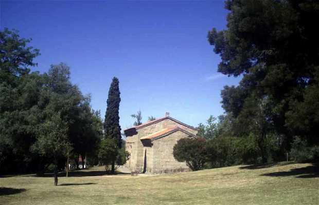 Capela de São Miguel - Capilla de San Miguel