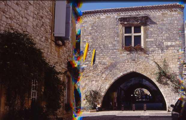 Village Monpazier