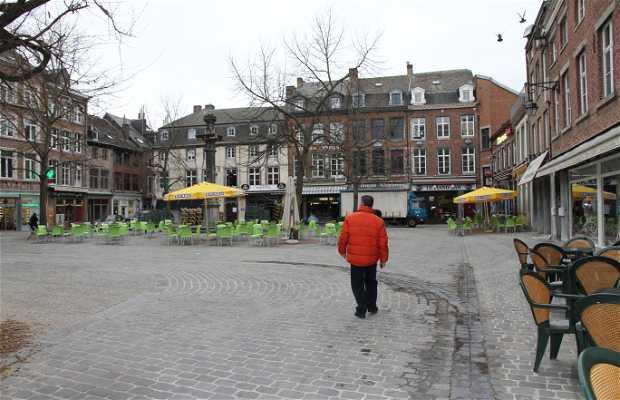 Place Marché aux Légumes