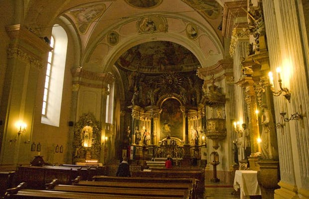 Iglesia de San Miguel de Belvarós