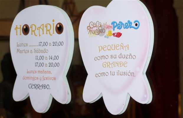 Ratoncito Pérez house museum