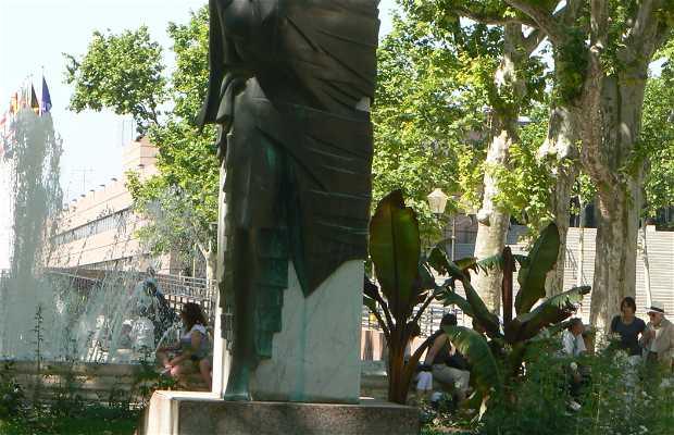 Estatua el viento