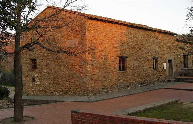 Maison natale de Léonard de Vinci