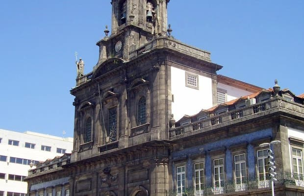 Igreja da Trindade - Iglesia de la Trinidad
