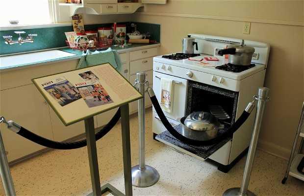 Museo George Bush Childhood Home
