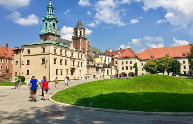 Castello reale di Wawel (Zamek Krolewski)