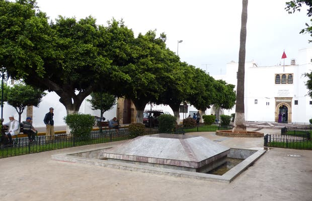 Jardines Moulay Roussef