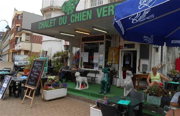 Chalet du chien vert
