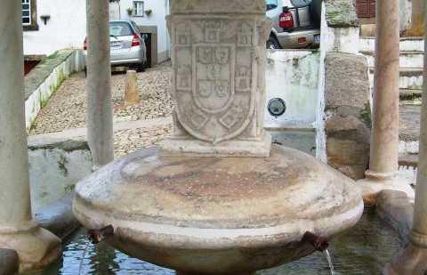 Villa Fountain