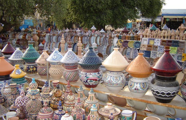Guellala a Djerba