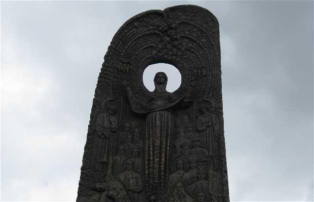 Monumento a Taras Shevchenko