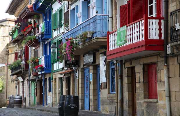 Rue San Nikolas