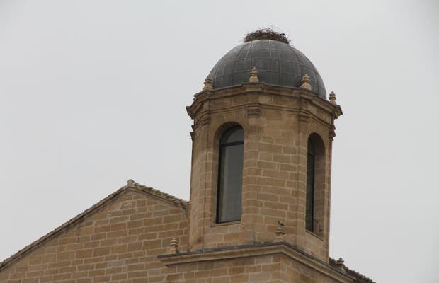Antigua Iglesia de Santa Lucía - Atrivm