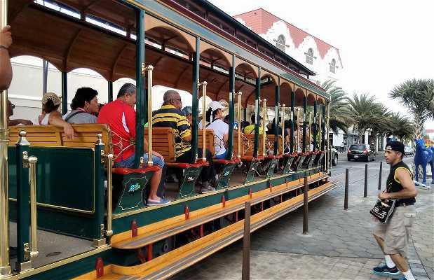 Arubus Streetcar
