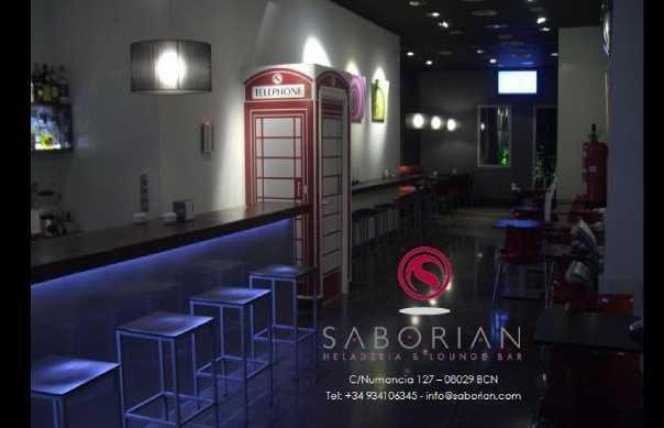 Saborian Lounge Bar