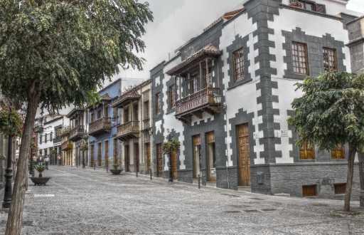 Main Street of Teror