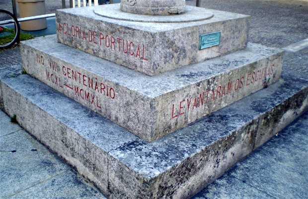 Crucero de la Independencia (Cruzeiro da Independência)