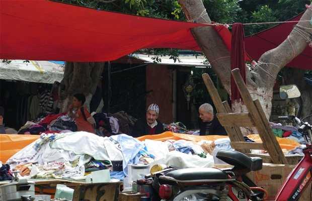 Bab Sebta Flea Market