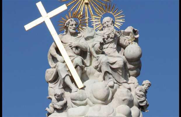Columna De La Santísima Trinidad