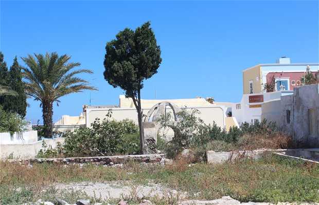 Igreja de Panagia de Platsani