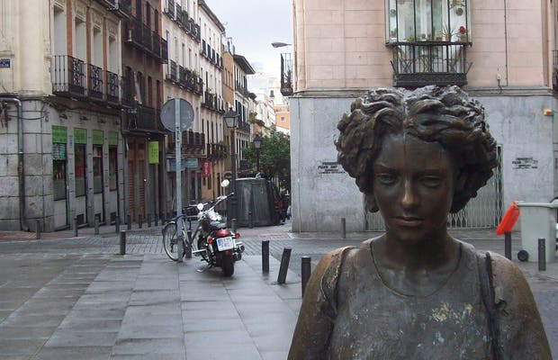 San Ildefonso Square