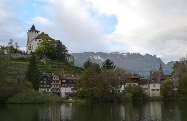 Castillo de Werdenberg