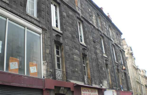 Calle des Boucheries
