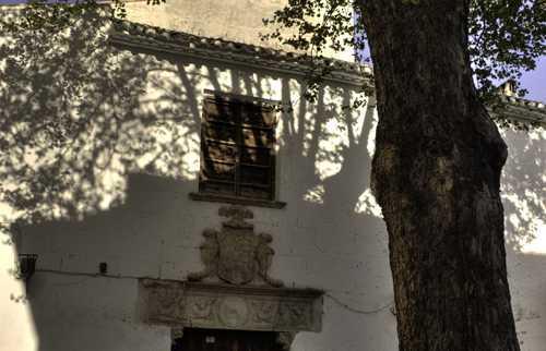 Palacio de los Páez de Espinosa (S.XV)
