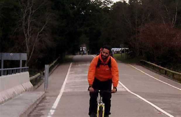 Mountainbike en Aguas Calientes