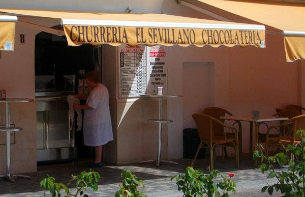 "Churreria Chocolateria ""El Sevillano"""
