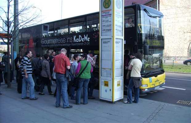 Autobus nº 100 a Berlino