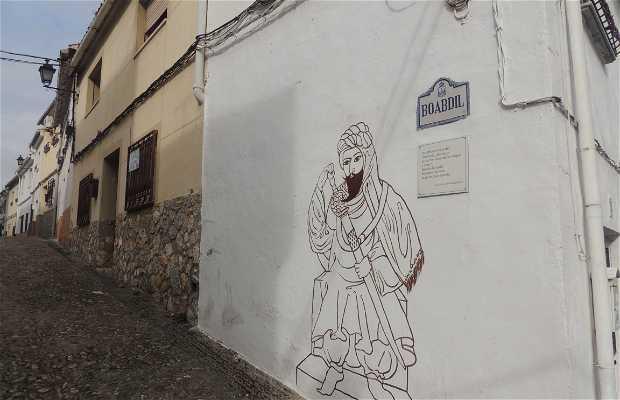 Calle Boabdil