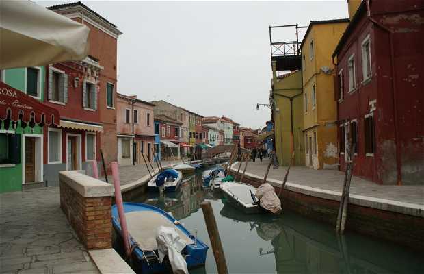 Casas coloradas