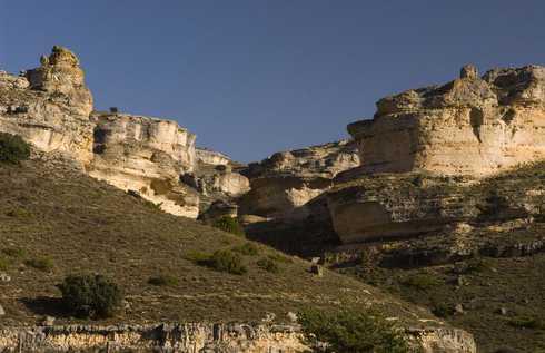 Monumento Natural Sierra De Pela Y Laguna De Somolinos