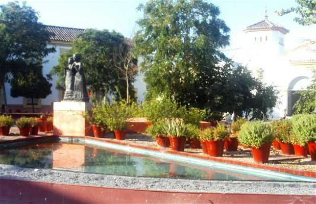Statue aux Bernardas