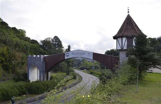 Portal Jardim da Serra Gaúcha