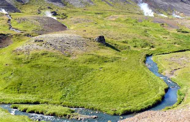 Área geotérmica de Hengill