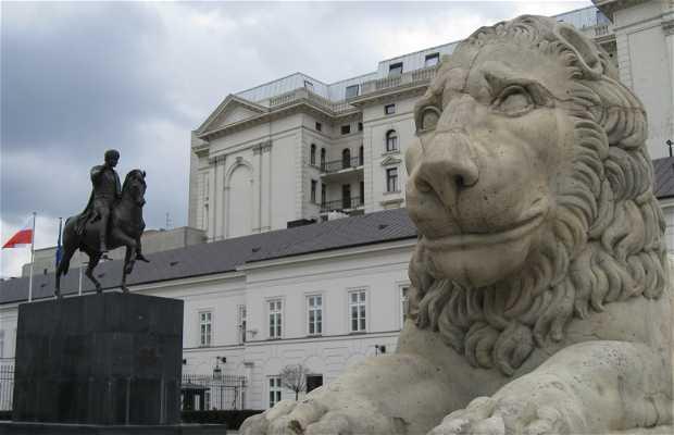 Presidential Palace (Palac Prezydencki)