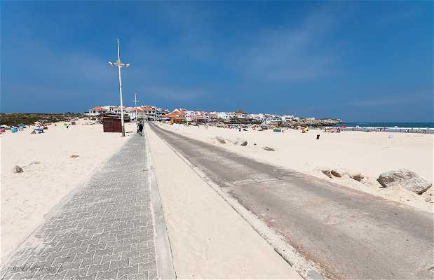 Praia do Baleal Beach