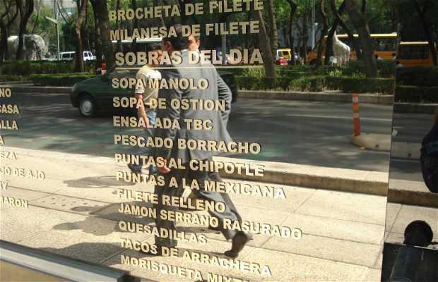 Restaurante Anderson's Reforma