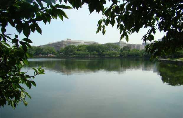 Río Potomac en su paso por Washington DC