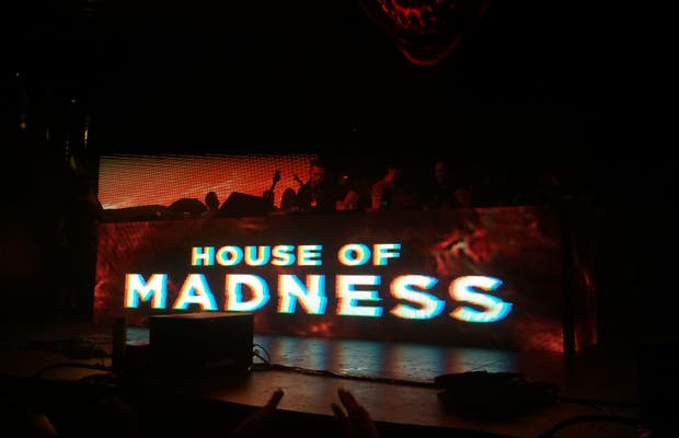 House of Madness all'Amnesia