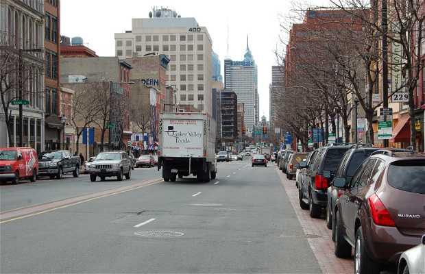 Market Street a Philadelphia