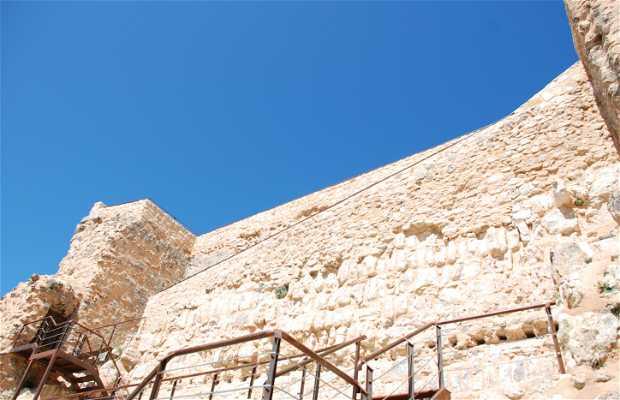 Cuenca Castle Ruins