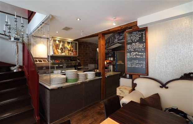 Michelangelo Eiscafe Spizzicoteca Vinobar
