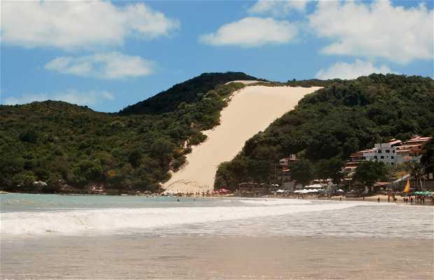 Morro do Careca- praia de Ponta Negra
