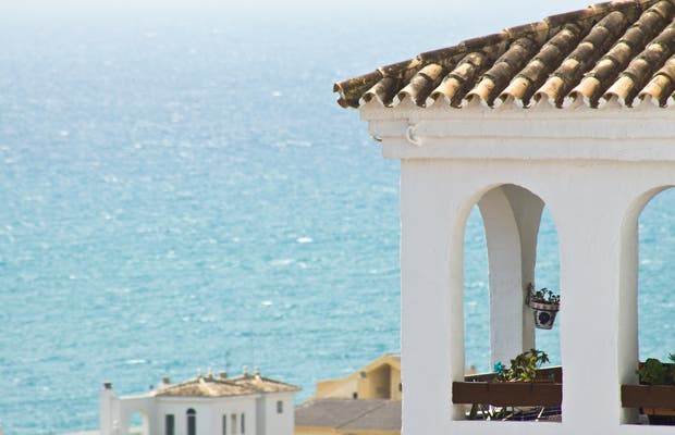 Balcony to the Mediterranean