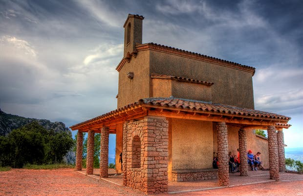 Sant Miquel Hermitage - Montserrat