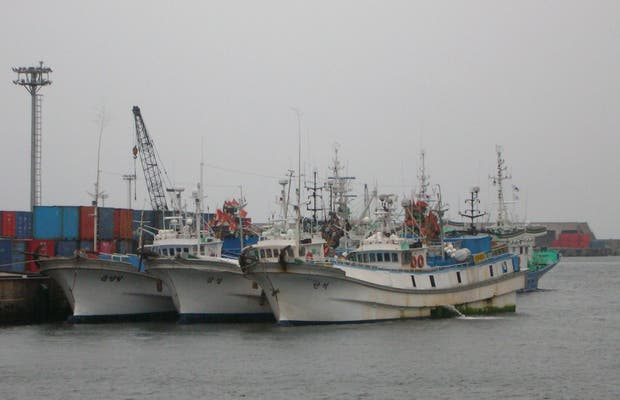Puerto de Seoqwipo